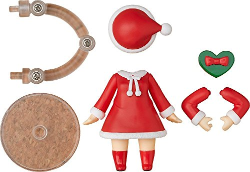 Nendoroid miku too Oh paper doll Christmas girl Ver. -