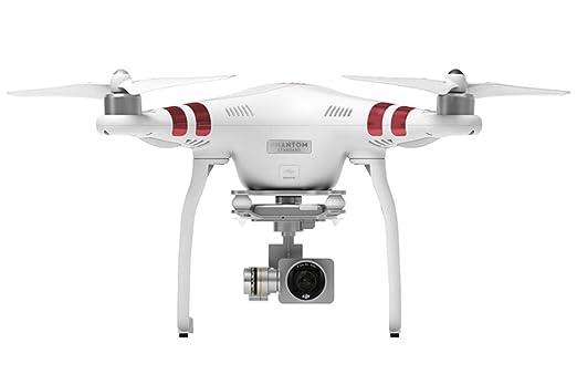 DJI Phantom 3 Estándar - Drone Quadrocopter con la cámara (Full HD ...