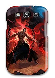 High-quality Durability Case For Galaxy S3(black Panther8217s Den)