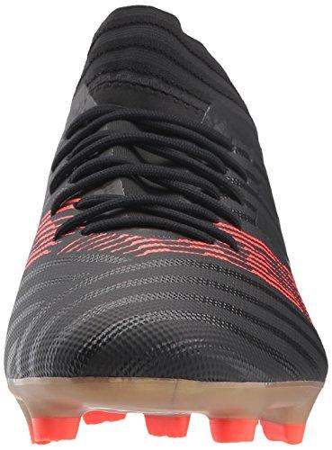 adidas Performance Herren Nemeziz 17.3 FG Kern Schwarz / Kern Schwarz / Solar Rot