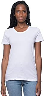 product image for Royal Apparel Unisex Viscose Bamboo Organic Cotton Tee Frost XS Size X-Small
