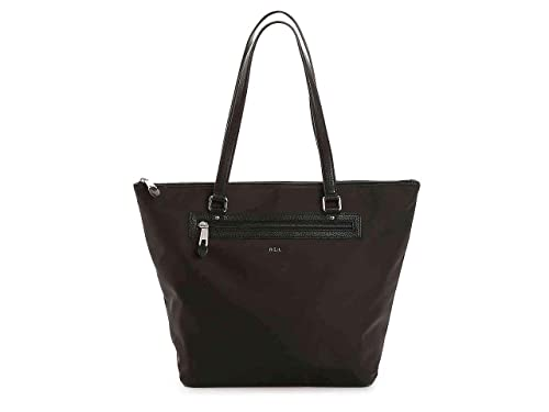 Amazon.com: Lauren Ralph Lauren Stockwell Bolso (Negro): Shoes