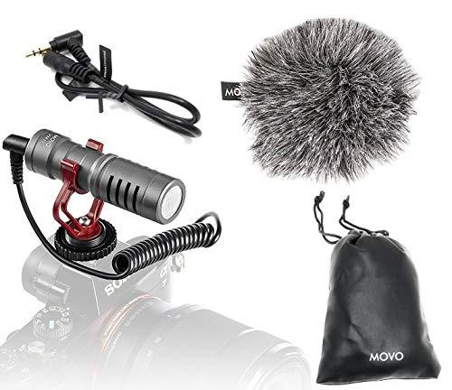 Movo VXR10GY Video Camera