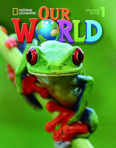 Our World 1: Student Book + CD-ROM