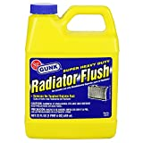 Automotive : Gunk  C2124 Super Heavty Duty Radiator Flush - 22 oz., (Case of 12)