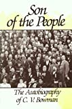 Son of the People, C. V. Bowman, 0910452687