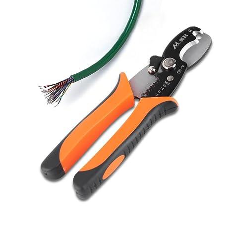 Alicate para pelar cables - Cortador profesional para pelar cables, alicates para pelar, herramienta