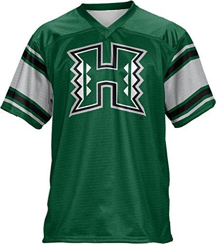 Collegiate Football Uniform (ProSphere Boys' University of Hawaii End Zone Football Fan Jersey)