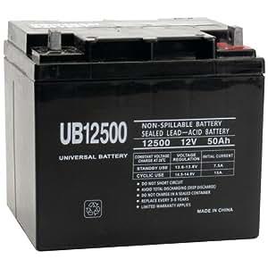 Universal Power Group 45977 Sealed Lead Acid Battery