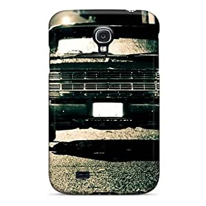 Premium Protection Car Case Cover For Galaxy S4- Retail Packaging