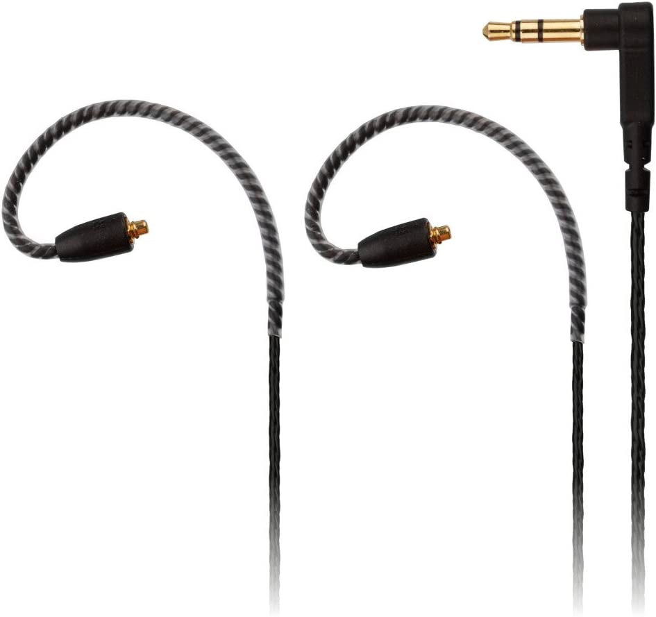 REYTID Replacement 5N Audio Cable Compatible with Shure SE215 SE425 SE535 SE846 SE315 Headphones Compatible with iPhone and Android