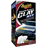 Meguiar's G1016 Smooth Surface Clay Kit