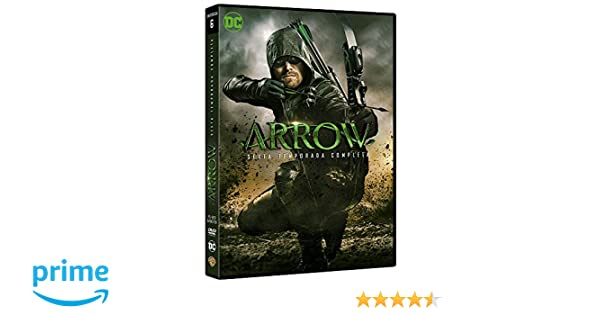 Arrow Temporada 6 [DVD]: Amazon.es: Stephen Amell, Katie ...