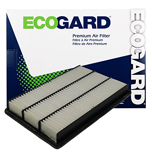 ECOGARD XA5410 Premium Engine Air Filter Fits 2001-2006 Mitsubishi Montero