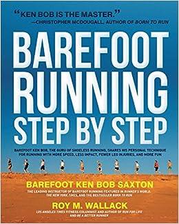 f8d22250e06d Barefoot Running Step by Step  Barefoot Ken Bob