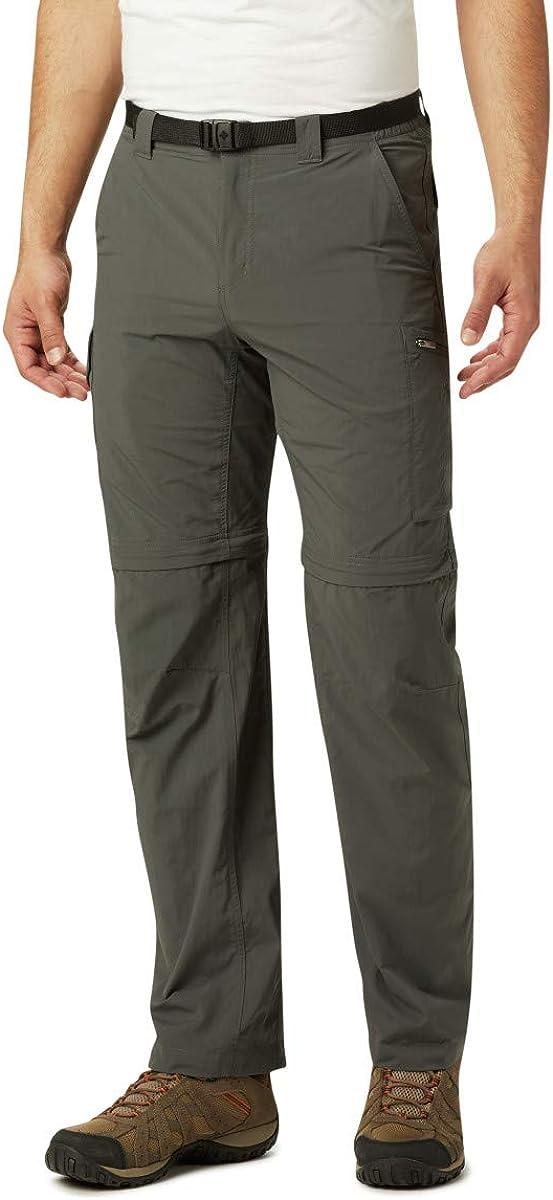 Columbia's Convertible Silver Ridge Pants