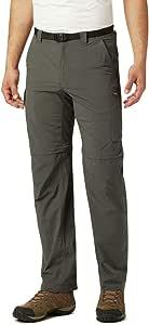 Columbia Mens Silver Ridge Convertible Pant, Breathable, UPF 50 Sun Protection