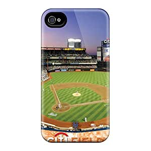 Bumper Hard Cell-phone Case For Iphone 6plus (cuM17023EXCu) Support Personal Customs High Resolution New York Mets Pictures