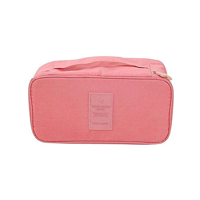 046d782779cb Amazon.com: AAOEND Bra Underwear Storage Bag Waterproof Nylon Travel ...