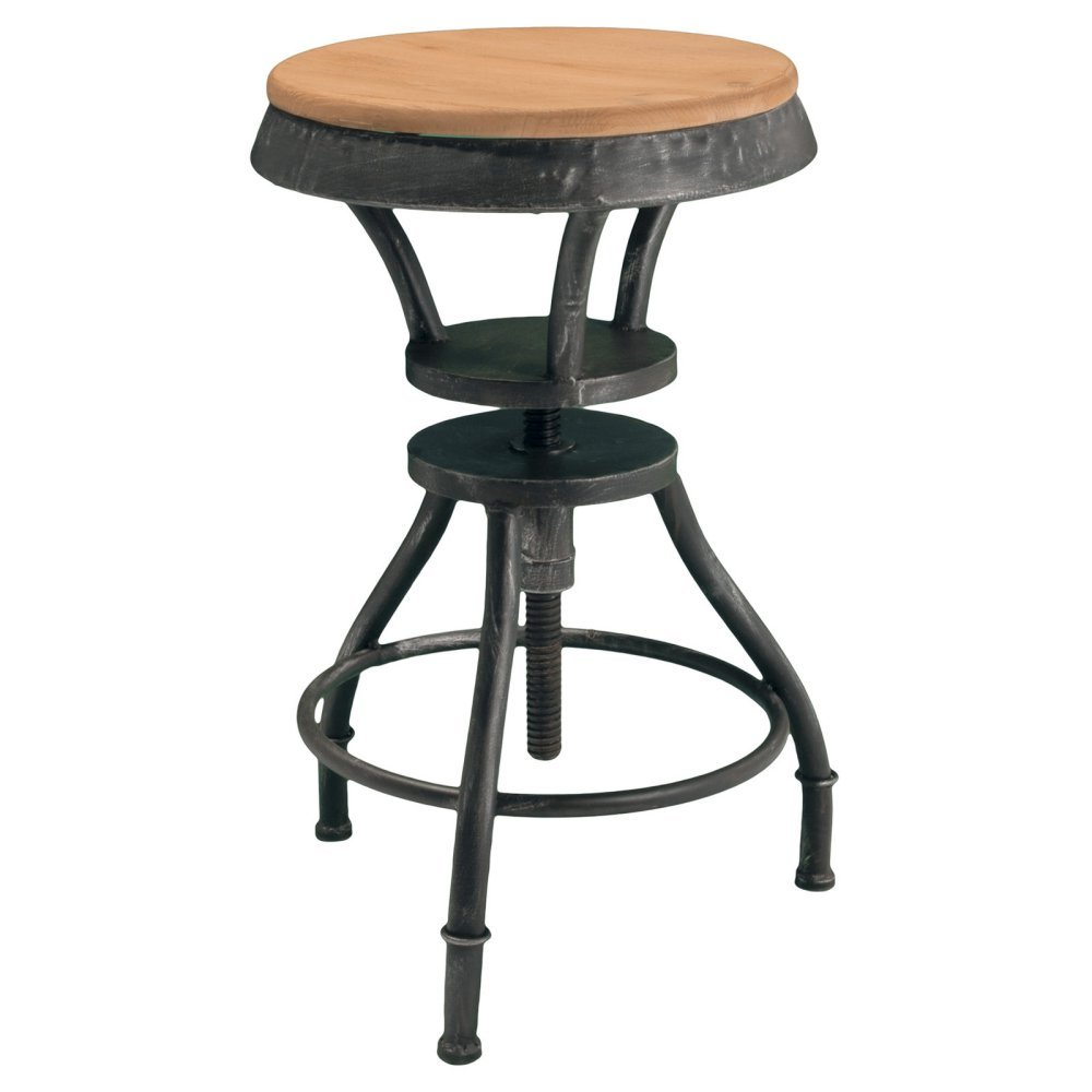 Amazon com best selling luke fir top adjustable bar stool kitchen dining