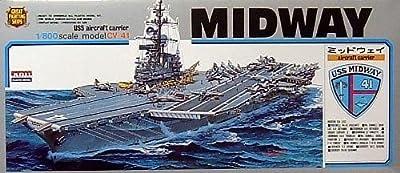 USS Midway CV-41 1-800 Arii