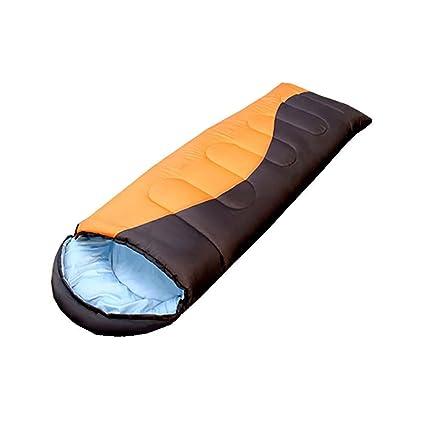 MIAO Sacos de dormir - Al aire libre que acampa 1300g El saco de dormir adulto