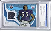 Terrell Suggs Other ENCASED IN SLAB (Football Card) 2003 Topps Pristine - Rookie Premiere Jerseys #RPR-TS