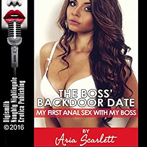 The Boss' Backdoor Date: My First Anal Sex with My Boss Audiobook