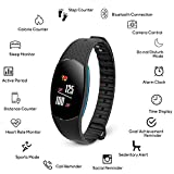 Paick Fitness Tracker, Heart Rate Monitor Blood