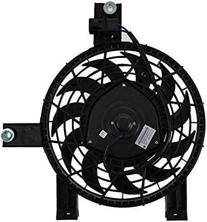 A//C Air Conditioning Condenser Cooling Fan for 98-02 Land Cruiser Lexus LX470