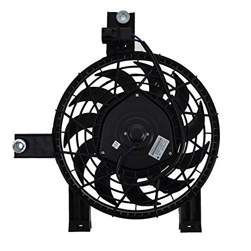 Amazon Com Ac Air Conditioning Condenser Cooling Fan For 98 02