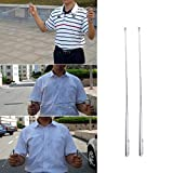 Hukai Copper Ghost Hunting Dowsing Divining Rods