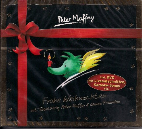 peter maffay frohe weihnachten cd covers. Black Bedroom Furniture Sets. Home Design Ideas