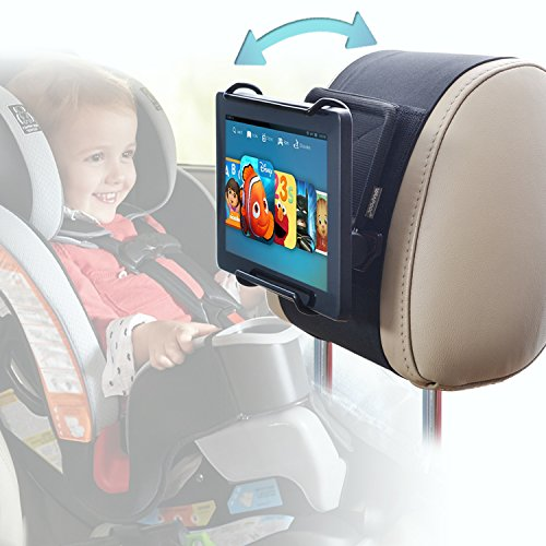 Headrest Holder WANPOOL Adjustable Tablets