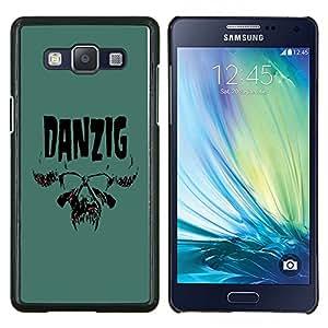 LECELL--Funda protectora / Cubierta / Piel For Samsung Galaxy A5 A5000 -- Danzig --