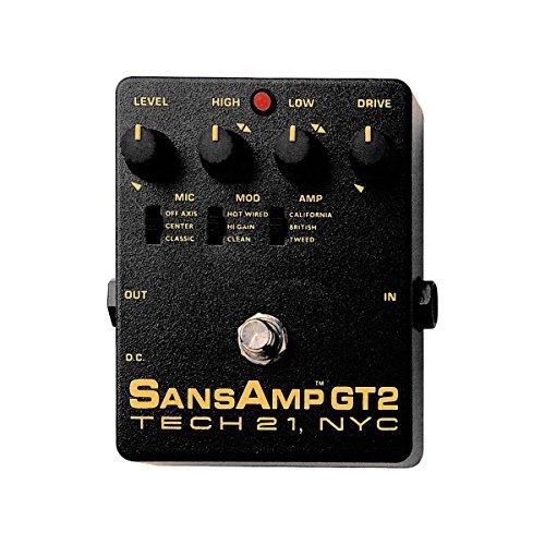 Tech 21 SansAmp Tube Emulator