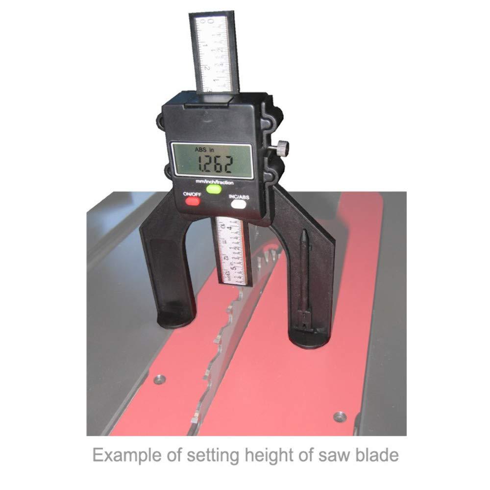 Wixey WR25 3 Mini Digital Height//Depth Gauge