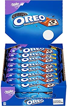 24-Pack Oreo Chocolate Candy Bar, 1.44 Ounce