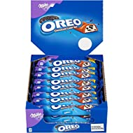 Oreo Chocolate Candy Bar - Easter Basket Stuffers, 1.44 Ounce, 24 Count