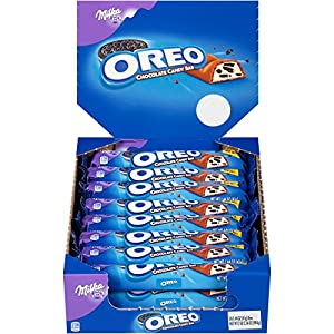 Oreo Chocolate Candy Bar, 1.44 Ounce (Pack of 24)