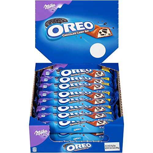 Oreo Chocolate Candy Bar - 1.44 oz., 24 Count]()