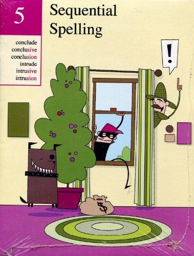 Sequential Spelling 5 ebook