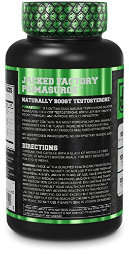 PRIMASURGE-Testosterone-Booster-for-Men-Boost-Lean-Muscle-Growth-Strength-Energy-Fat-Loss-Natural-Test-Booster-Supplement-wPremium-PrimaVie-Ashwagandha-More-60-Veggie-Pills