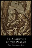img - for St. Augustine on the Psalms-Two Volume Set book / textbook / text book