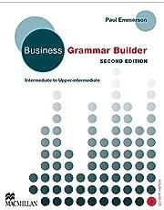 BUSINESS GRAMMAR BUILDER Pk New Ed