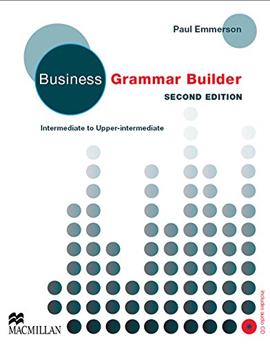 Download Business Gram Builder Student's Book Pack New Edition ebook