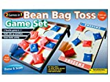bulk buys 2 In 1 Bean Bag Toss Game Set - [Games, Tabletop Games]