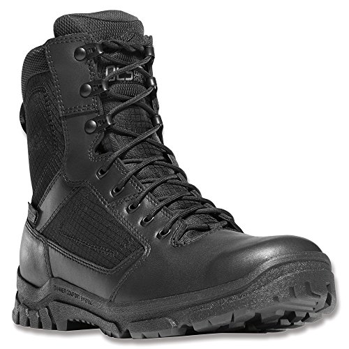 Danner Lookout 8IN Boot - Mens Black Mg5dK4