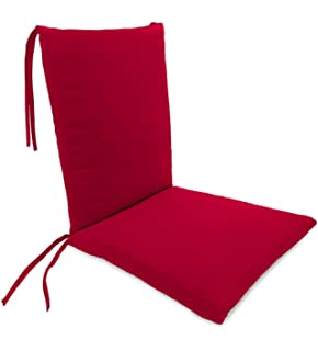 Amazon.com: Paradise cojines ct5b02 C Club silla cojín de 2 ...