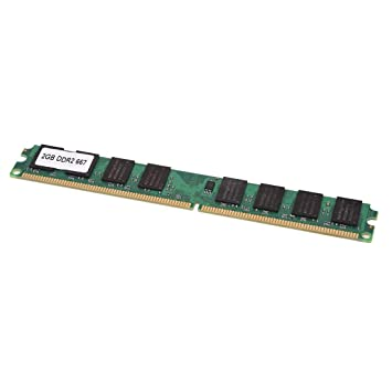 Amazon.com: Memoria RAM de memoria – SODIAL (R) 2 GB DDR2 ...